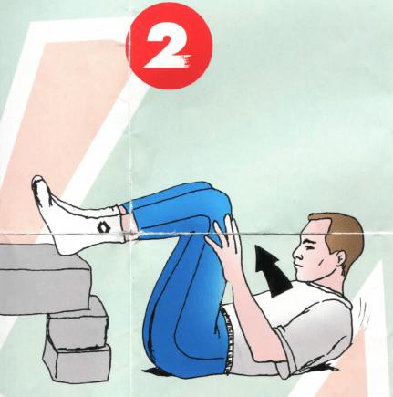 Tonification des abdominaux - Exercice 2