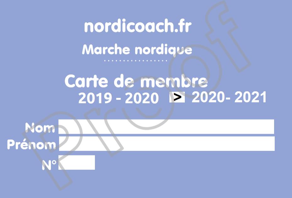 carnet de séances : prolongé pour la saison 2020-2021